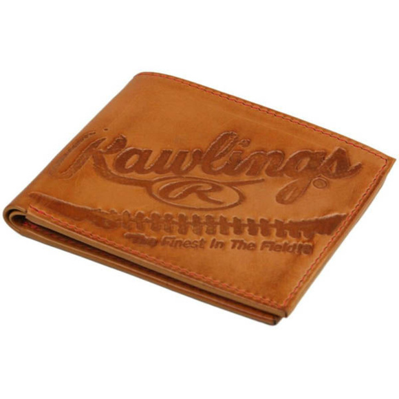 Rawlings Other - Collectable Rawlings Vintage Tan Leather Wallet